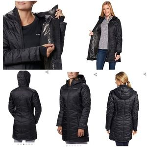 Columbia Sportswear Mighty Lite Long Jacket